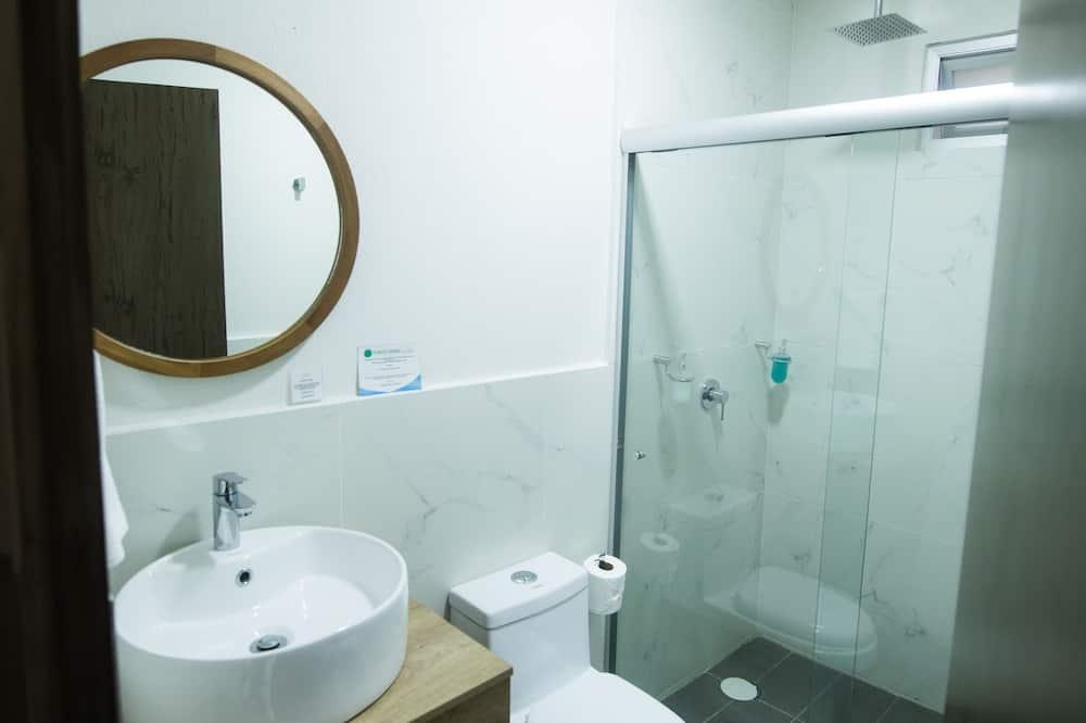 Habitación King - Bathroom