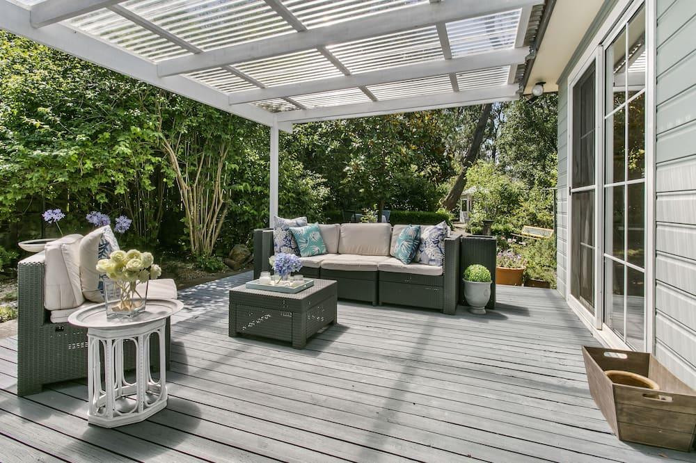 Deluxe House - Terrace/Patio