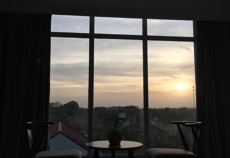 Tely's Bed & Breakfast, Iloilo, Balcony View