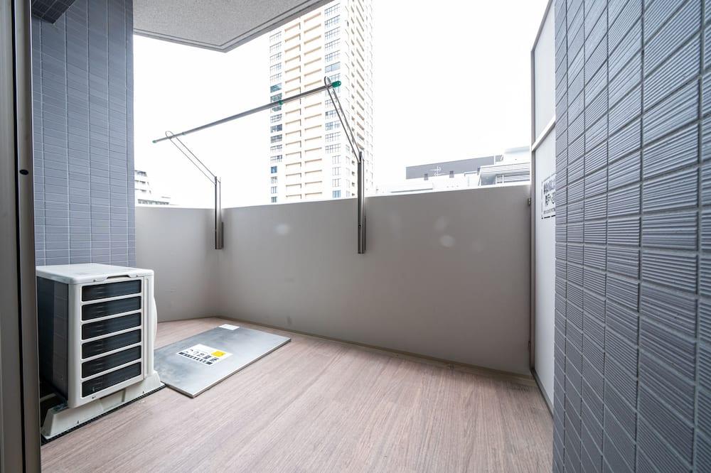 1 ベッドルーム アパートメント 1,2号 - バルコニー