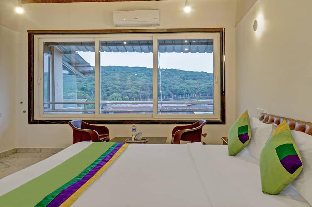Premium Duplex room with mountain view - Habitación