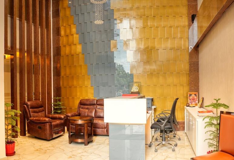 Palm Bliss by Urban, Gurugram, Hotel-Innenbereich