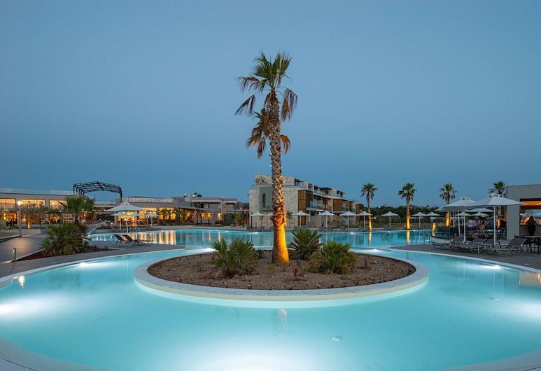 Portes Lithos Luxury Resort, Nea Propontida, Basen