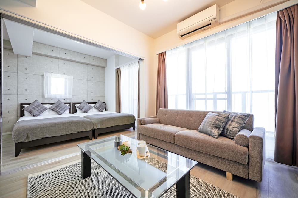 2 Bedroom Apartment - Room