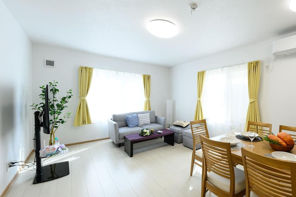 아파트 (Ske93-1) - 거실 공간