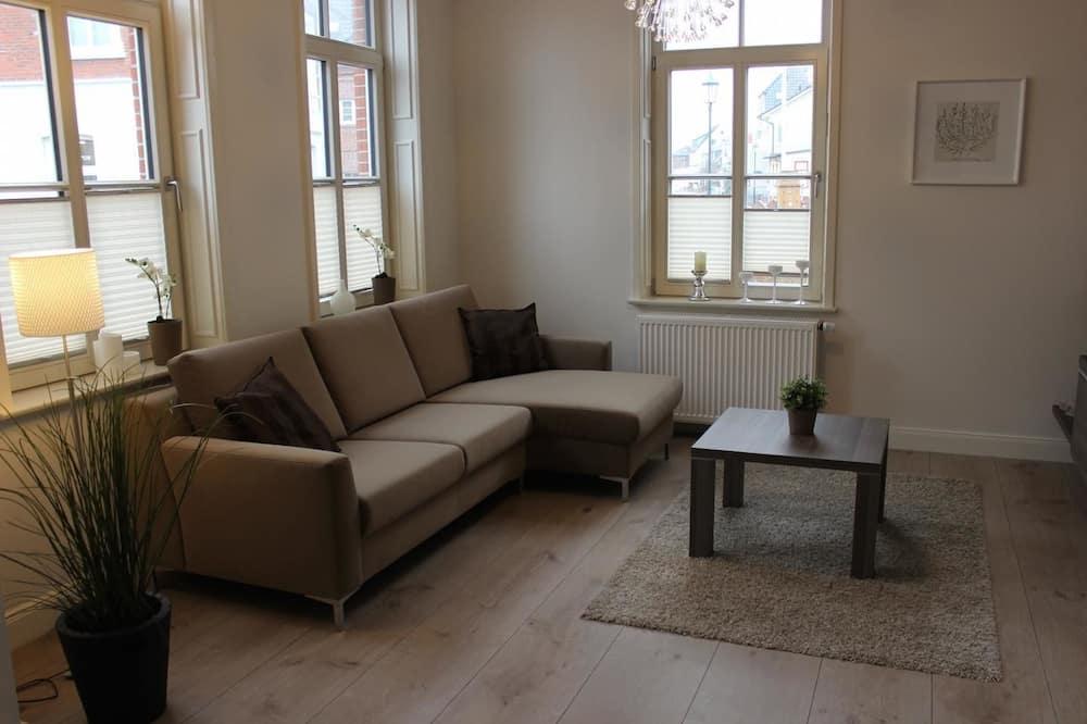 Apartment (Lütje Hörn) - Living Area