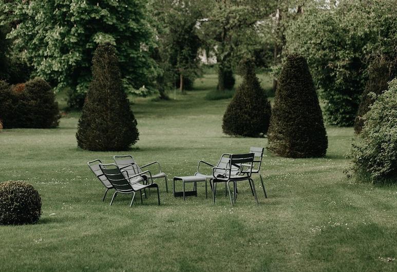 La Dime de Giverny - Chambres D'hôtes, Giverny, Trädgård