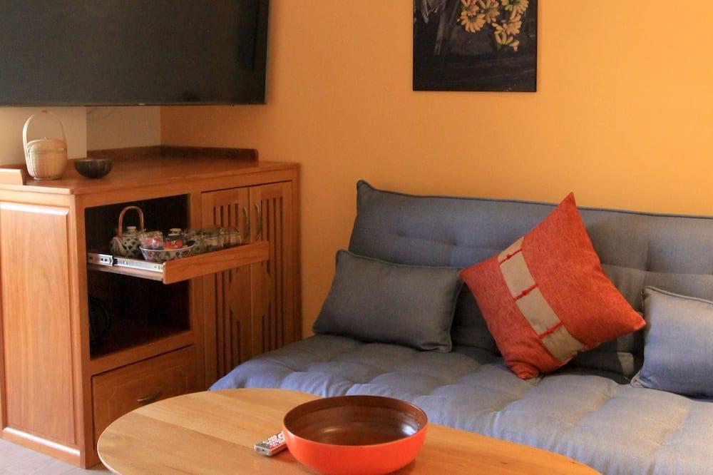 公寓, 城市景觀 - 客廳