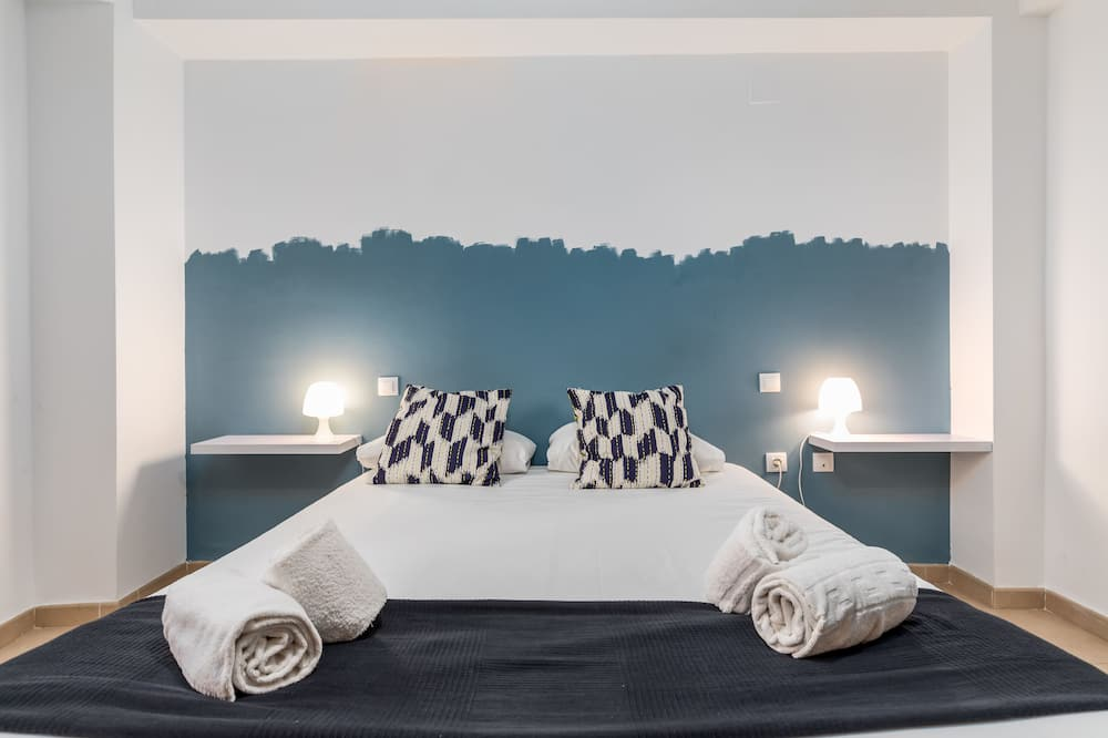 Apartment, 1 Bedroom, Interior Terrace - Room