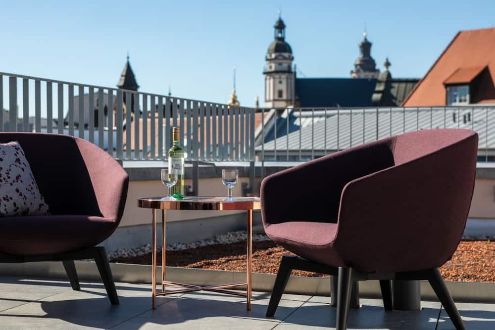 Fantastic Apartment - Parveke