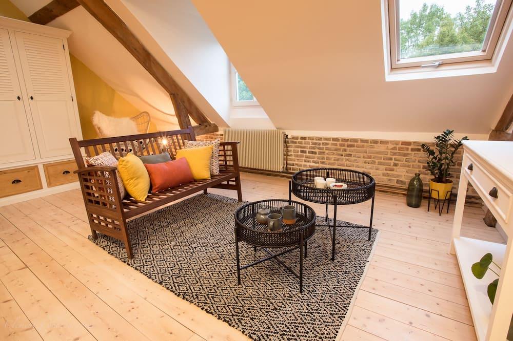 Suite Confort, 2 habitaciones - Sala de estar