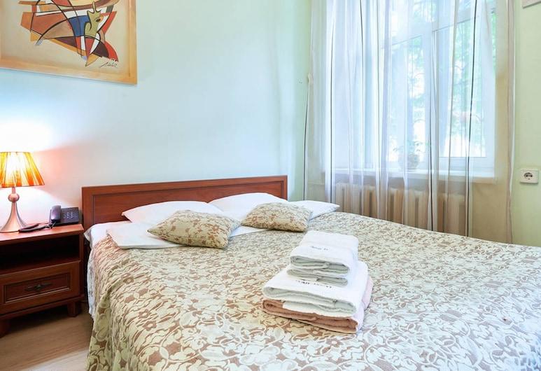Home-Hotel Bolshaya Zhitomirskaya 4-V, Kyiv, Appartement, Chambre