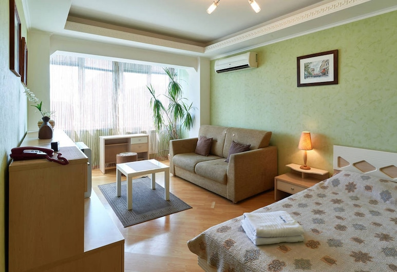 Home-Hotel Evgenia Sverstuka 8, Kyiv, Appartement, 1 slaapkamer, Kamer