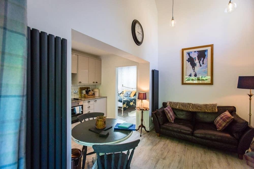 Apartment, 1King-Bett - Wohnzimmer