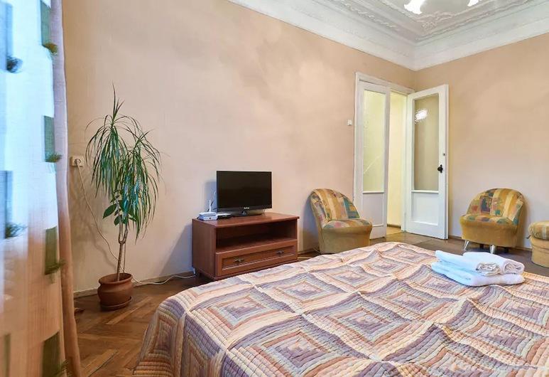 Home-Hotel Lva Tolstogo 5A, Kyiv, Appartement, Kamer