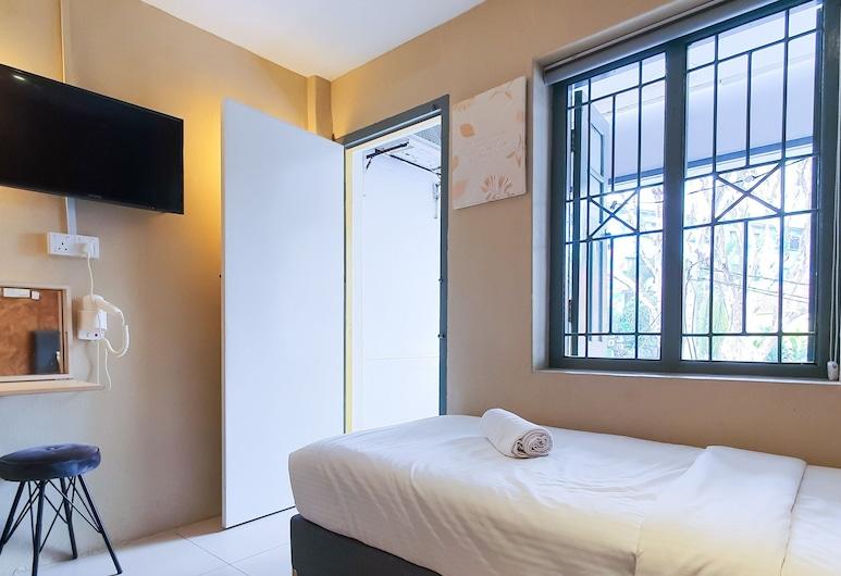 夏日之家咖啡民宿, 吉隆坡, 單人房, 客房