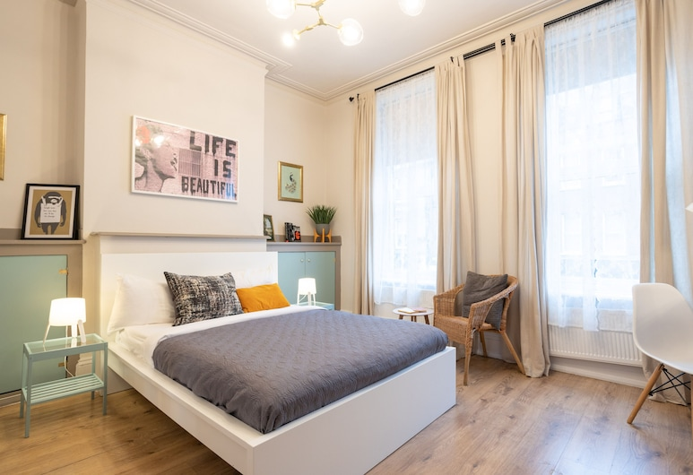 Bloomsbury Rooms, London, Apartment, Zimmer