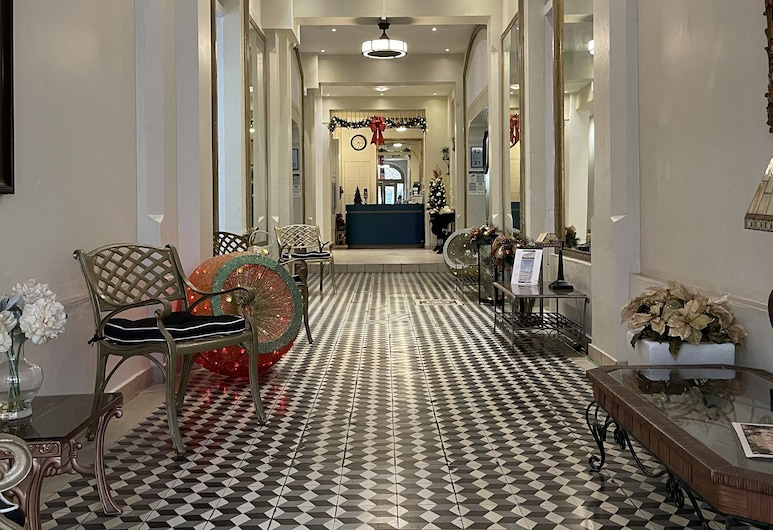 Boutique Hotel Belgica, Ponce, Lobby