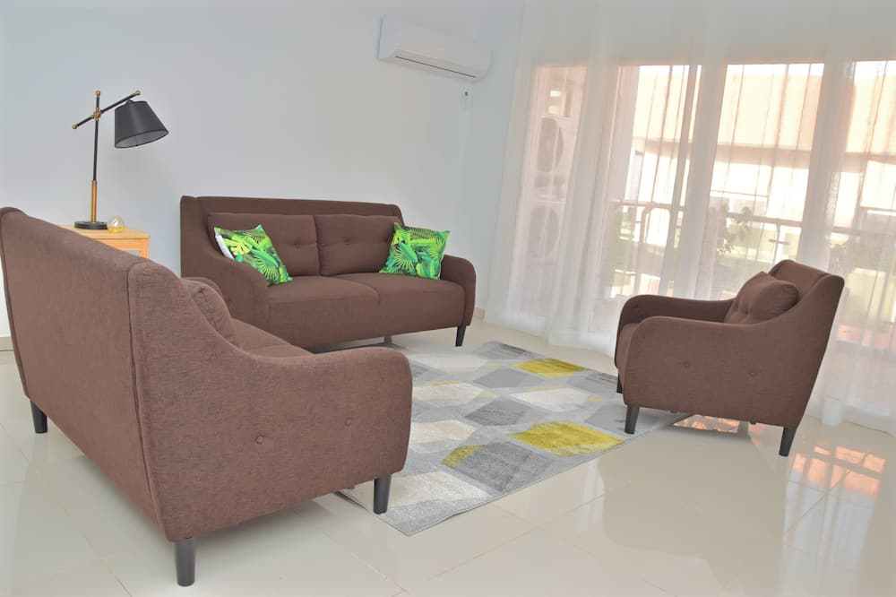 דירה - אזור מגורים
