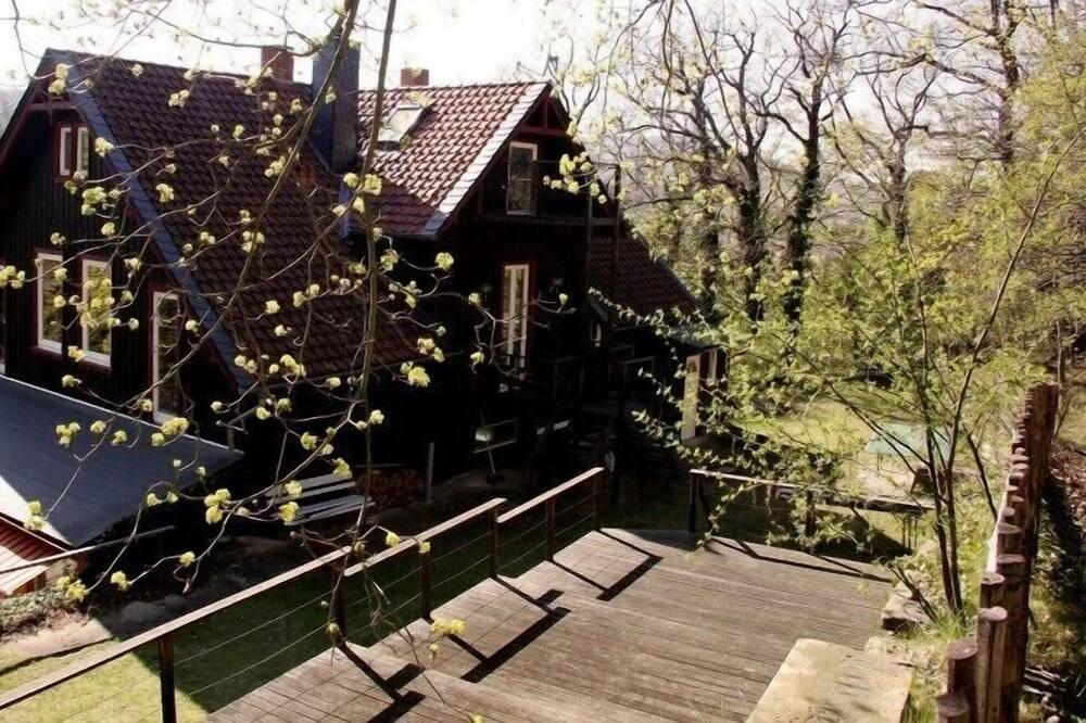 Ferienwohnung Teufelsmauer Waldhaus, Blankenburg