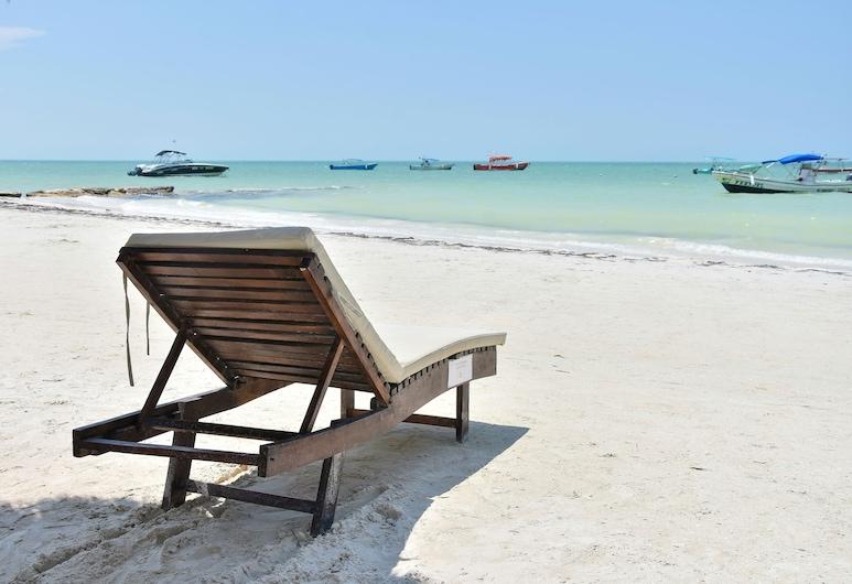 Amaité Beach Hotel, Isla Holbox, Beach
