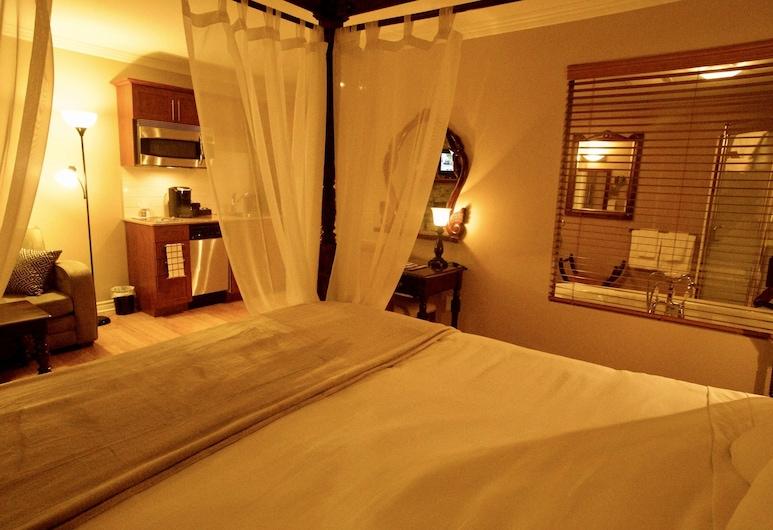聖蘇威爾可愛開放式公寓酒店, 皮埃蒙特, 浪漫開放式套房, 客房