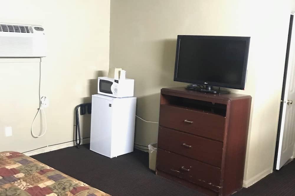 Habitación, 1 cama de matrimonio grande - Zona de estar