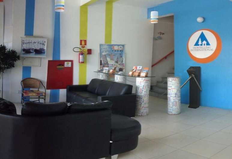 Hostel Canasvieiras, Florianópolis, Lobby
