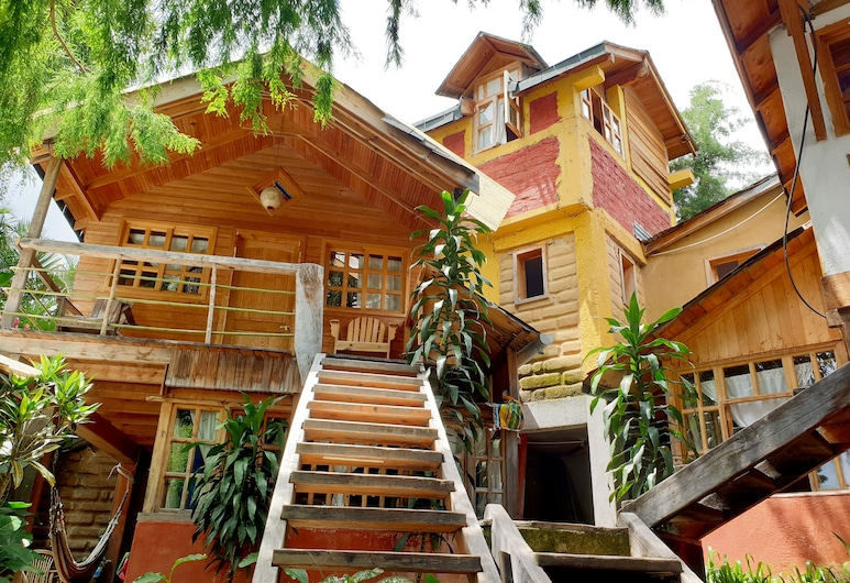 Hotels Casa Maya, סן מרקוס לה לגונה, בקתה משפחתית, חדר אורחים