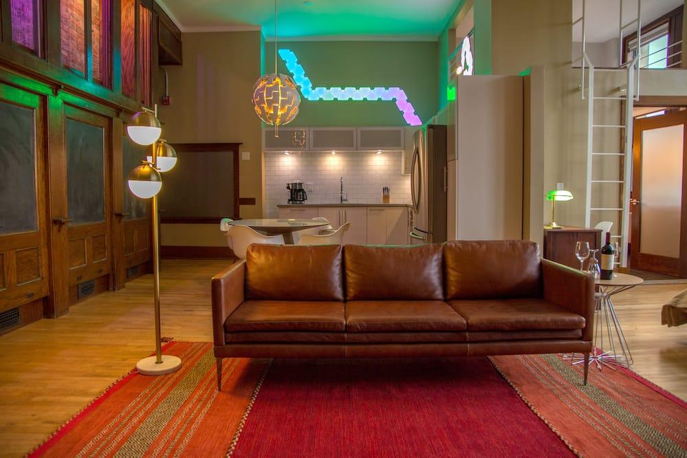 Štúdiový apartmán typu Premium (208) - Vybraná fotografia