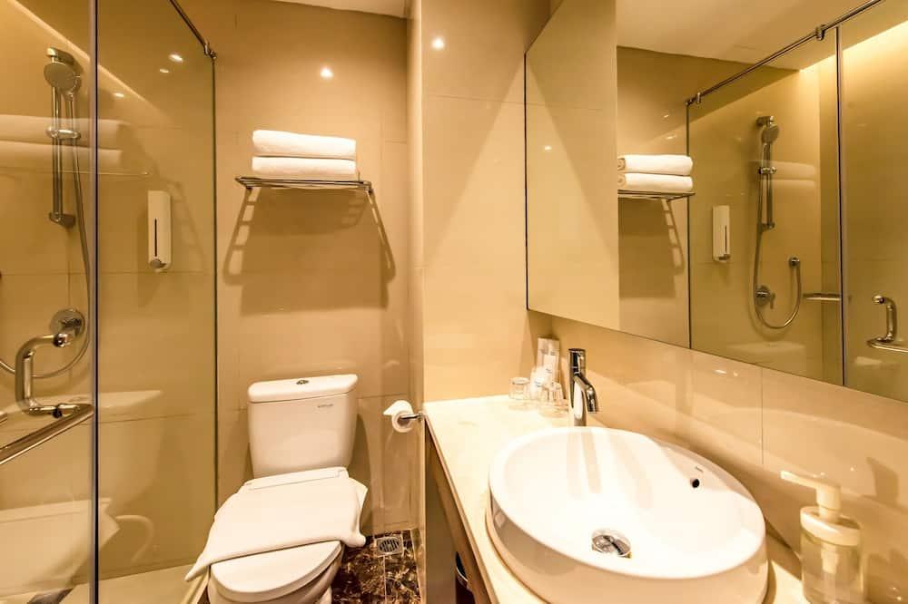 Habitación doble Deluxe - Ducha en el baño