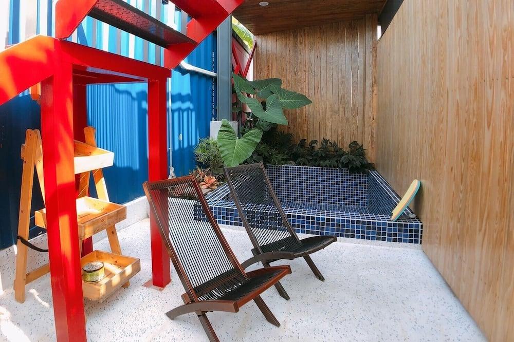 Дуплекс «Гранд», 2 спальни - Открытый бассейн