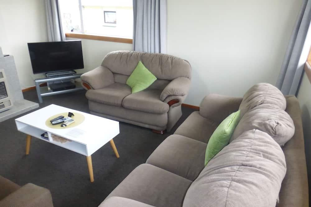 Dom rodzinny, 3 sypialnie - Powierzchnia mieszkalna