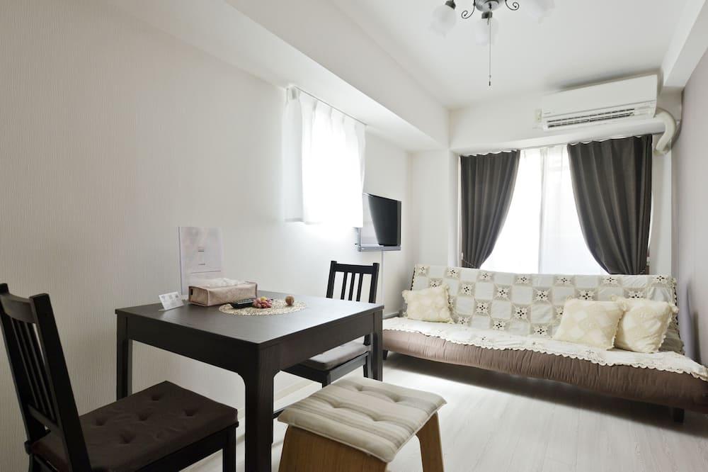Apartment (301) - Living Area