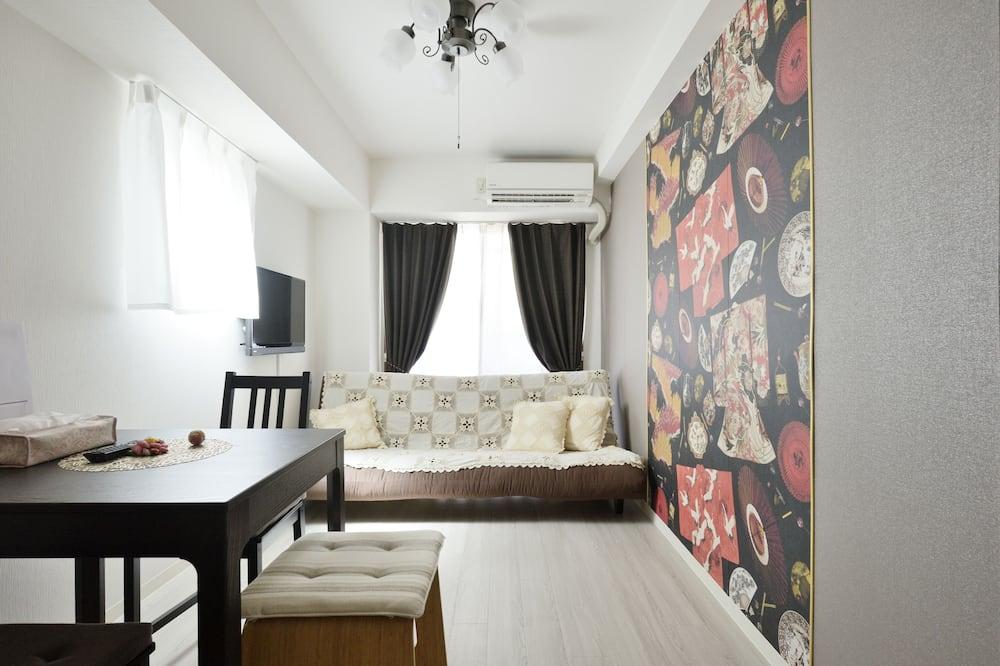 Apartment (301) - Living Room