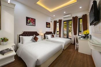 Bild vom Trang Trang Luxury Hotel in Hanoi