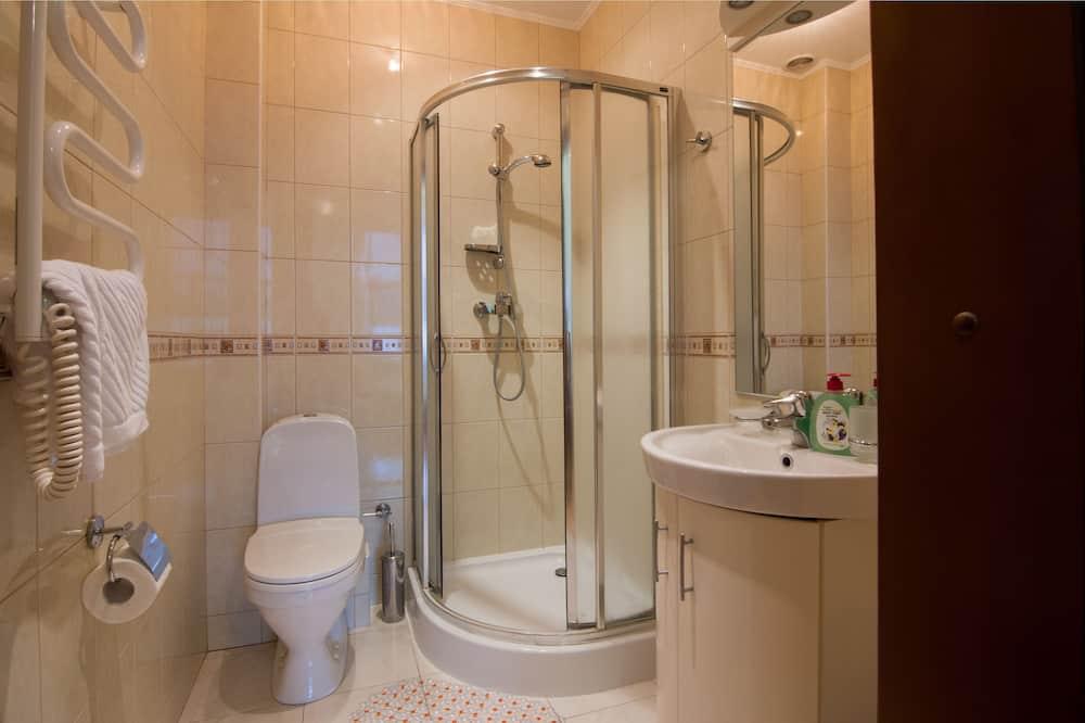 Apartemen, 1 kamar tidur, balkon - Kamar mandi