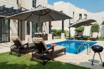 杜拜杜拜溪俱樂部別墅酒店的圖片