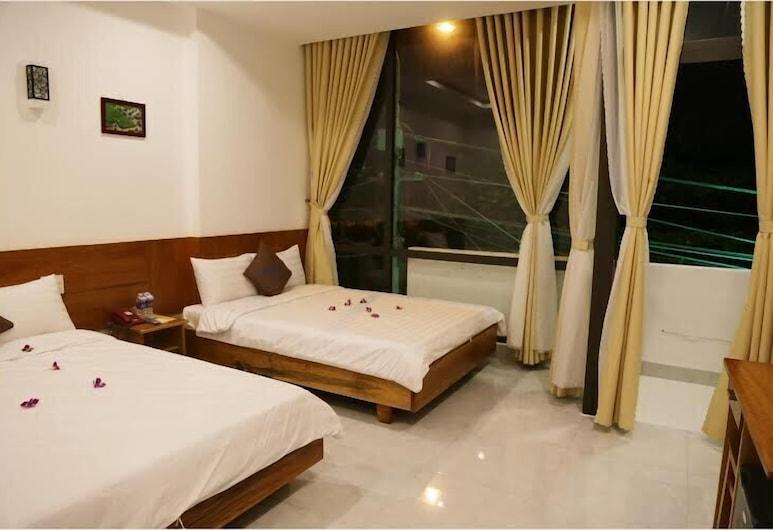 峴港海灘 2 號酒店, 峴港, 家庭四人房, 客房