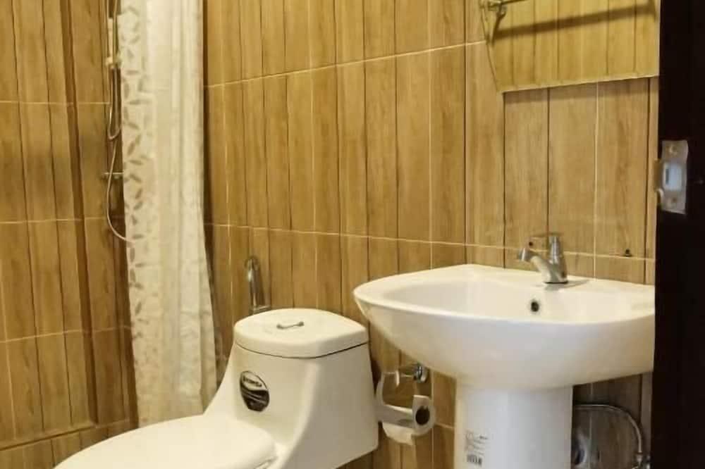 디럭스룸, 킹사이즈침대 1개, 전용 욕실 - 욕실