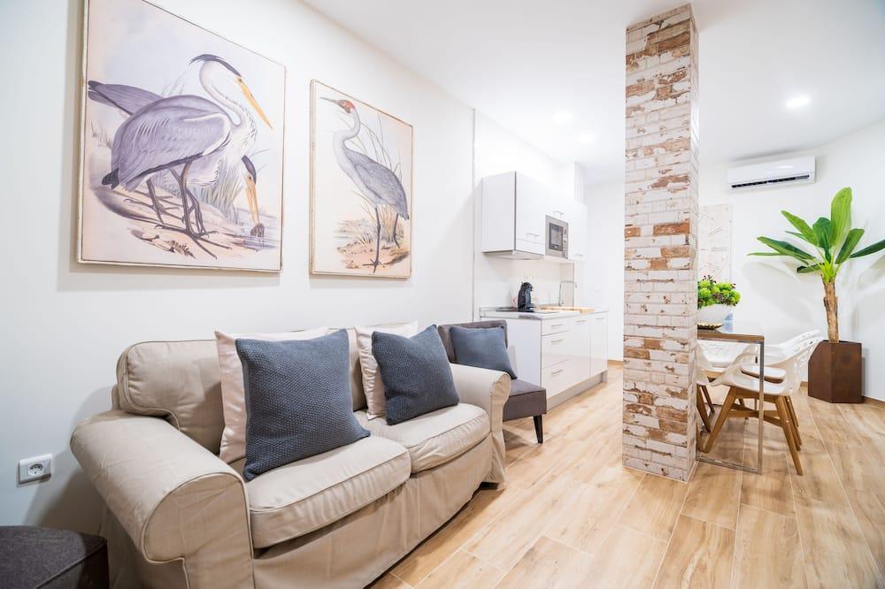 Apartment, 2Schlafzimmer (I) - Wohnzimmer