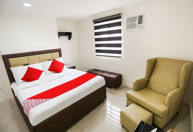 OYO 393 트라이앵글 아파텔, 마닐라, 슈피리어 더블룸, 객실