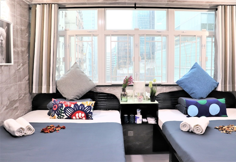 W's Lounge, Kowloon, Deluxe Family Room, Guest Room