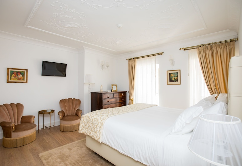 Sra da Oliveira Solar Heritage, Leiria, Deluxe Double or Twin Room, Guest Room