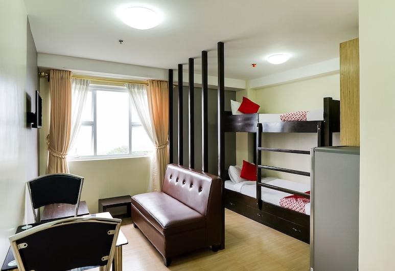 OYO 262 North Cambridge, Baguio, Standard Bunk 2 Bed, Guest Room