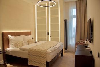 Naktsmītnes Chevron Design Hotel Prague attēls vietā Prāga