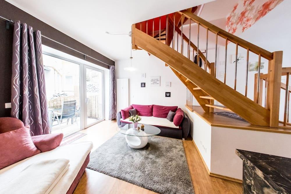公寓, 地面層 - 客廳