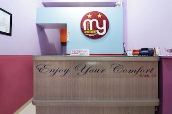 A(z) My Apartment @ Centerpoint Apartment hotel fényképe itt: Bekasi