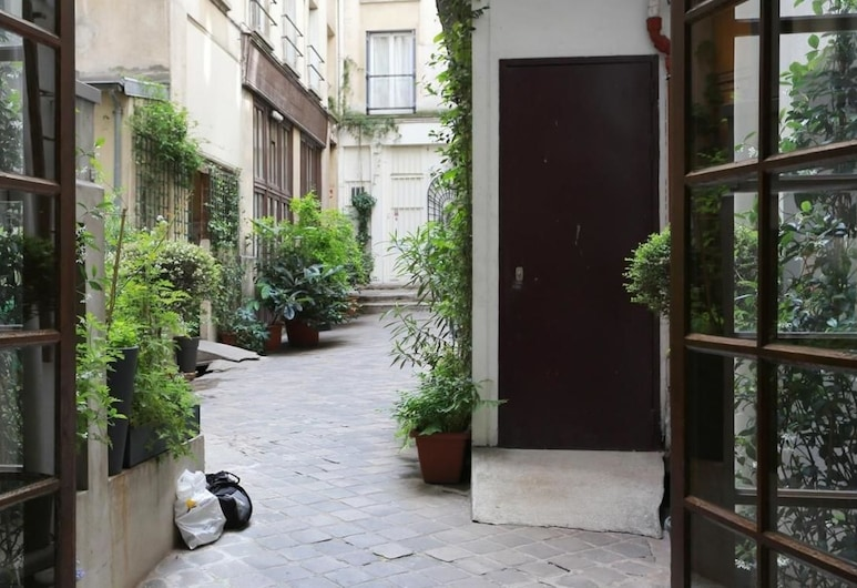 名家酒店 - 寶納努維勒, 巴黎, 庭園