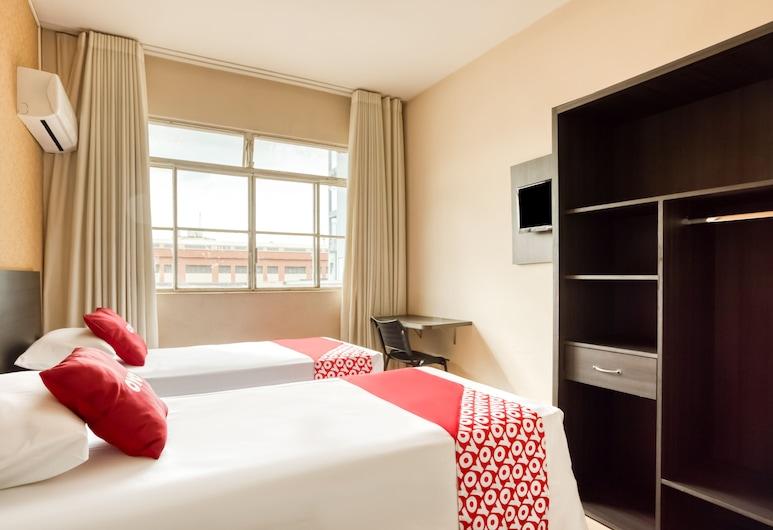 OYO GMatos Hotel, Belo Horizonte, Superior Twin Room, Guest Room